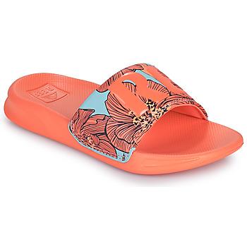 Cipők Lány strandpapucsok Reef KIDS ONE SLIDE Narancssárga