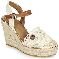 Cipők Női Szandálok / Saruk Tom Tailor DEB Krém