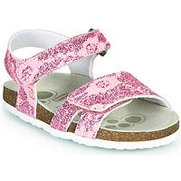 Cipők Lány Szandálok / Saruk Chicco FIORE Rózsaszín