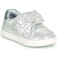 Cipők Lány Rövid szárú edzőcipők Chicco COLOMBA Ezüst