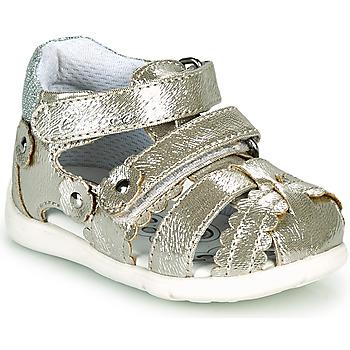Cipők Lány Szandálok / Saruk Chicco GORY Arany