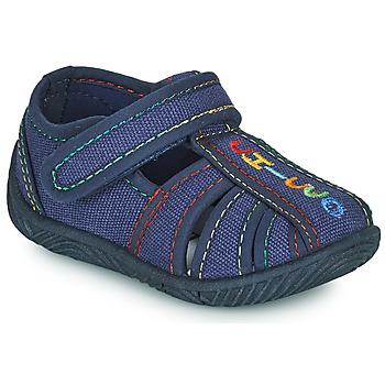 Cipők Fiú Mamuszok Chicco TULLIO Kék