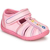 Cipők Lány Mamuszok Chicco TULLIO Rózsaszín