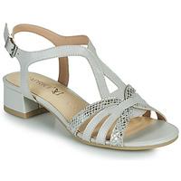 Cipők Női Szandálok / Saruk Caprice 28201-233 Bézs