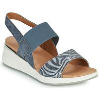 Cipők Női Szandálok / Saruk Caprice 28306-849 Szürke