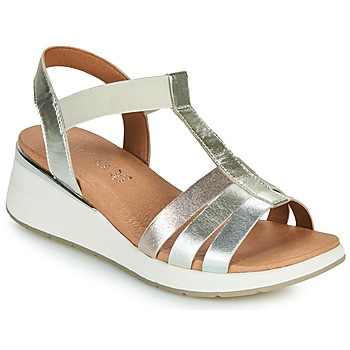 Cipők Női Szandálok / Saruk Caprice 28308-970 Ezüst
