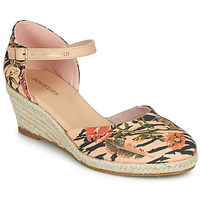 Cipők Női Gyékény talpú cipők Dockers by Gerli 36IS210-761 Rózsaszín