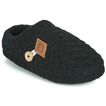 Cipők Női Mamuszok Dockers by Gerli 39HO302-100 Fekete