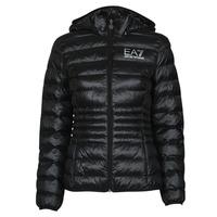 Ruhák Női Steppelt kabátok Emporio Armani EA7 8NTB23-TN12Z-1200 Fekete