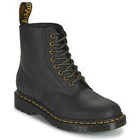 Cipők Csizmák Dr Martens 1460 PASCAL Fekete