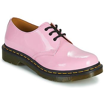 Cipők Női Oxford cipők Dr Martens 1461 Rózsaszín