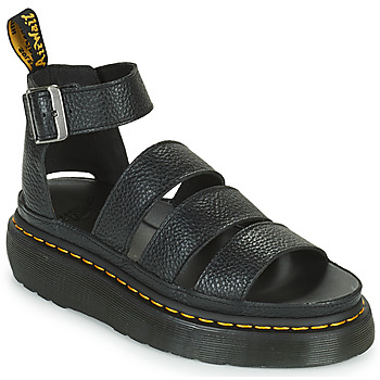 Cipők Női Szandálok / Saruk Dr Martens CLARISSA II QUAD Fekete
