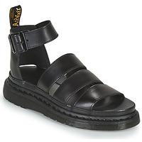 Cipők Női Szandálok / Saruk Dr Martens CLARISSA II Fekete