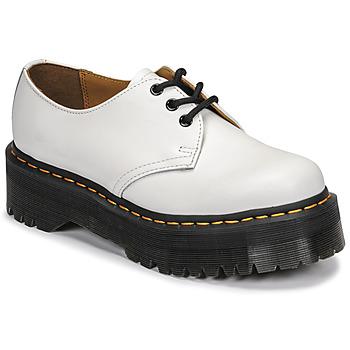 Cipők Női Oxford cipők Dr Martens 1461 QUAD Fehér