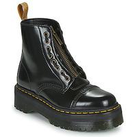 Cipők Női Csizmák Dr Martens VEGAN SINCLAIR Fekete