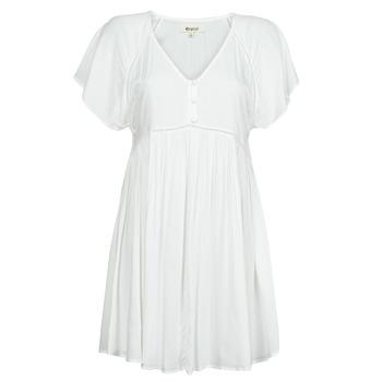 Ruhák Női Rövid ruhák Rip Curl IN YOUR DREAMS DRESS Fehér