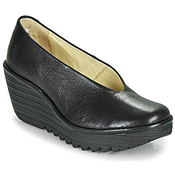 Cipők Női Félcipők Fly London YAZ Fekete