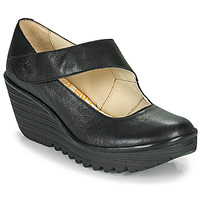 Cipők Női Félcipők Fly London YASI Fekete
