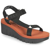 Cipők Női Szandálok / Saruk Fly London YEFA Fekete