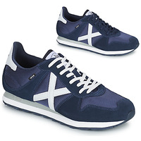 Cipők Férfi Rövid szárú edzőcipők Munich MASSANA 433 Kék