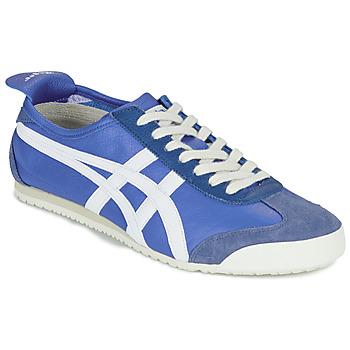 Cipők Rövid szárú edzőcipők Onitsuka Tiger MEXICO 66 Kék