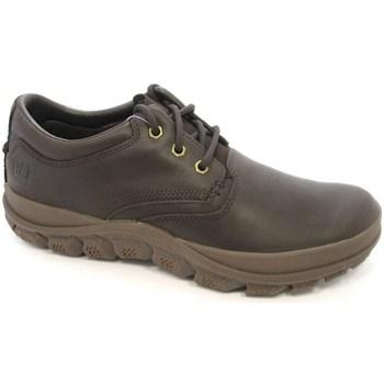 Cipők Férfi Rövid szárú edzőcipők Caterpillar Fused Tri Barna