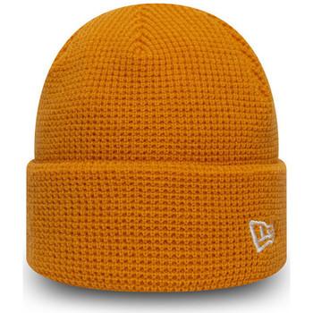Textil kiegészítők Férfi Sapkák New-Era Ne short knit Narancssárga