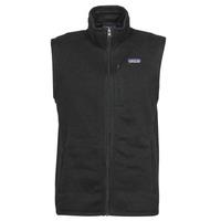 Ruhák Férfi Polárok Patagonia M's Better Sweater Vest Fekete