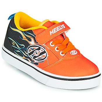 Cipők Fiú Gurulós cipők Heelys PRO 20 X2 Fekete  / Narancssárga