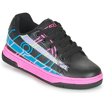 Cipők Lány Gurulós cipők Heelys SPLINT Fekete  / Sokszínű