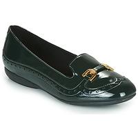 Cipők Női Balerina cipők  Geox D ANNYTAH Zöld