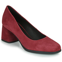 Cipők Női Félcipők Geox D CALINDA MID Bordó