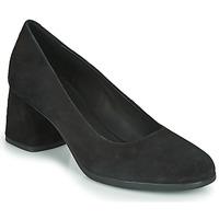 Cipők Női Félcipők Geox D CALINDA MID Fekete