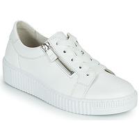Cipők Női Rövid szárú edzőcipők Gabor 6333421 Fehér