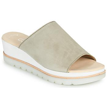 Cipők Női Papucsok Gabor 6464319 Tópszínű