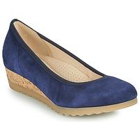 Cipők Női Balerina cipők  Gabor 6264146 Kék