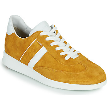 Cipők Férfi Rövid szárú edzőcipők Lloyd BURT Mustár sárga