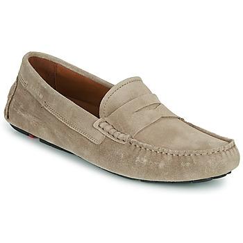 Cipők Férfi Mokkaszínek Lloyd EMIDIO Bézs