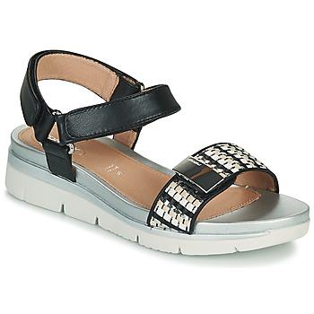 Cipők Női Szandálok / Saruk Stonefly ELODY 11 Fekete