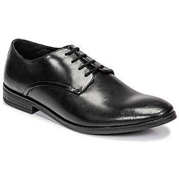 Cipők Férfi Oxford cipők Clarks Stanford Walk Fekete