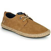 Cipők Férfi Gyékény talpú cipők Pepe jeans TOURIST C-SMART Bézs