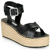 Cipők Női Szandálok / Saruk Pepe jeans WITNEY ELLA Fekete