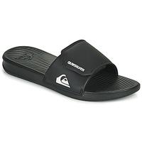 Cipők Férfi strandpapucsok Quiksilver BRIGHT COAST Fekete