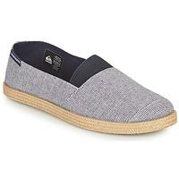 Cipők Férfi Gyékény talpú cipők Quiksilver ESPADRILLED Kék