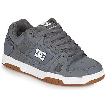Cipők Férfi Deszkás cipők DC Shoes STAG Szürke / Gumi