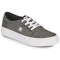 Cipők Fiú Deszkás cipők DC Shoes TRASE B SHOE XSKS Szürke