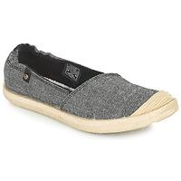 Cipők Női Gyékény talpú cipők Roxy CORDOBA Szürke / Sötét