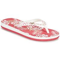 Cipők Lány Lábujjközös papucsok Roxy PEBBLES VII G Rózsaszín