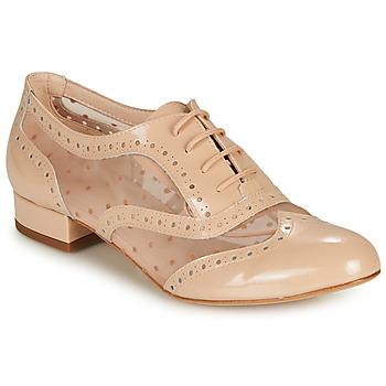 Cipők Női Bokacipők Fericelli ABIAJE Bőrszínű