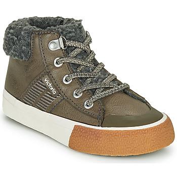 Cipők Rövid szárú edzőcipők Victoria Tribu Fehér